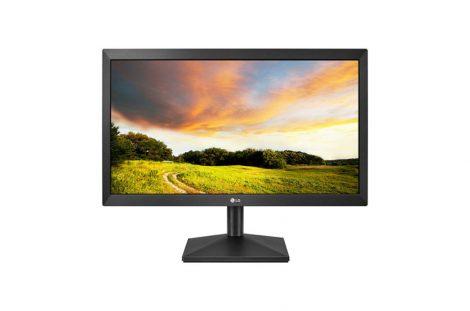 LG 20MK400H-B monitor D-SUB/HDMI