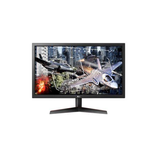 """LG 24GL600F-B 24"""" UltraGear™ Full HD Gaming Monitor"""