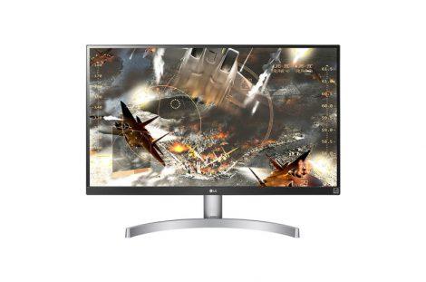LG 27UL600-W 4K UHD IPS LED Monitor