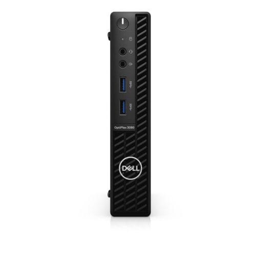 Dell Optiplex 3080 Micro számítógép W10Pro Ci5-10500T 2.3GHz 8GB 256GB