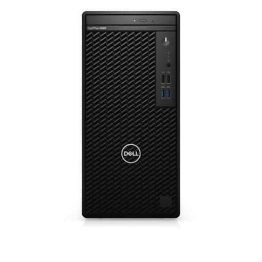 Dell Optiplex 3080MT számítógép W10Pro Ci5 10500 3.1GHz 8GB 256GB UHD+VGAport