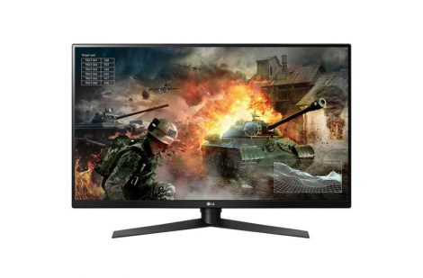 LG 32GK850G-B Gaming monitor