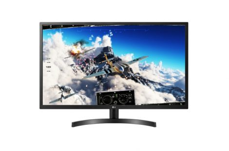 LG 32ML600M-B FHD IPS monitor