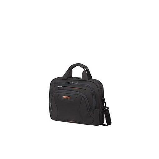 """American Tourister AT WORK Laptop Bag 13.3""""-14.1"""" fekete/narancs"""
