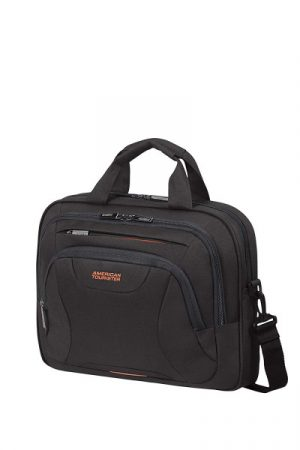 "Samsonite - AT WORK  Laptop Bag 15.6""  Fekete/Narancs"