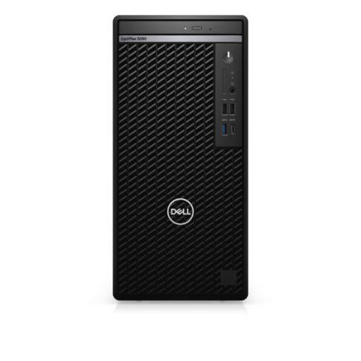 Dell Optiplex 5090MT számítógép W10Pro Ci5-10505 3.2GHz 8G 256G UHD+VGAport