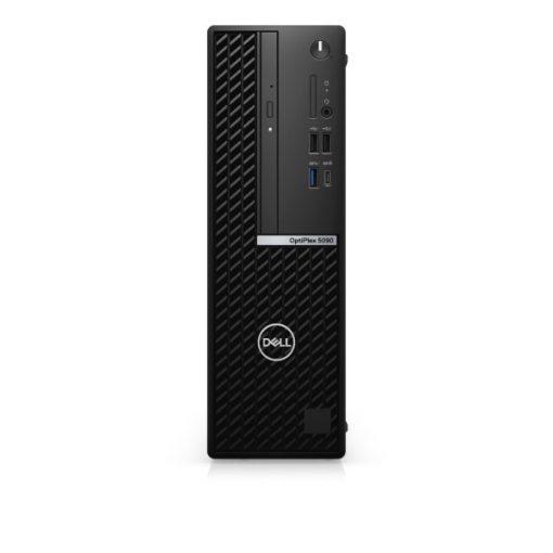 Dell Optiplex 5090SF számítógép W10Pro Ci5 10505 3.2GHz 8GB 256GB UHD + VGAport