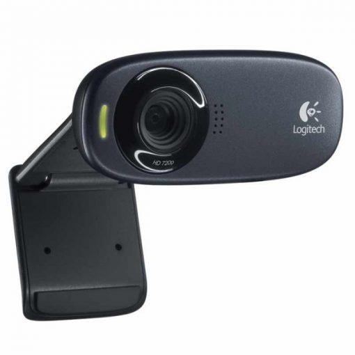 Logitech WebCam C310 HD webkamera fekete /960-001000/