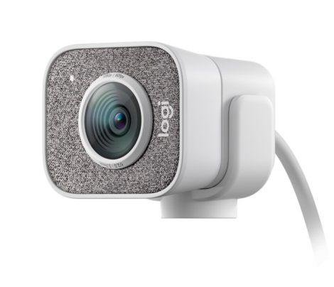 LogitechStreamcam (960-001297) Fehér