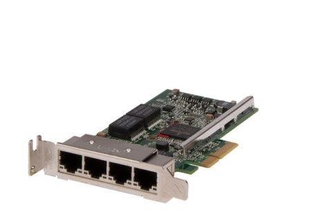 Dell Broadcom 5719 Quad Port Gigabit Ethernet NIC PCIe Low Profile