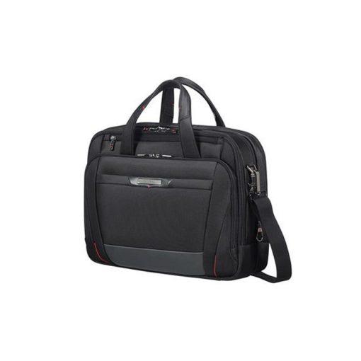 "Samsonite - PRO-DLX5  Laptop Bailhandle  15.6""  Exp.   Fekete"