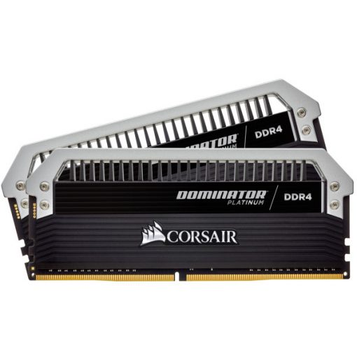Corsair DOMINATOR PLATINUM DDR4, 3200MHz 16GB (2 x 8GB) memória