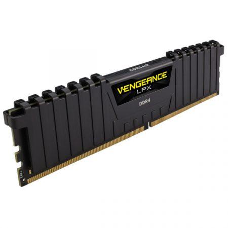 Corsair Vengeance LPX Fekete DDR4, 3200MHz 16GB (1x16GB) memória