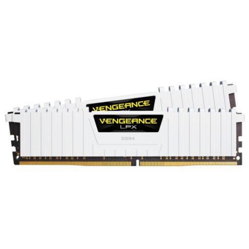 Corsair Vengeance LPX  Fehér DDR4, 3000MHz 16GB (2 x 8GB) memória
