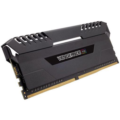 Corsair Vengeance RGB Pro Fekete DDR4, 3600MHz 16GB (1x16GB) memória