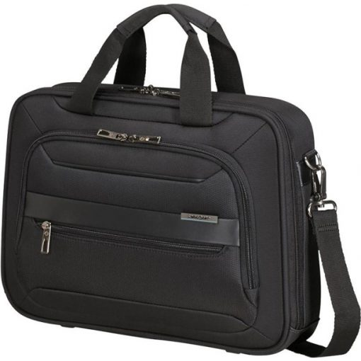 "SAMSONITE - Vectura Evo Laptop Bailhandle  14.1"" Black"