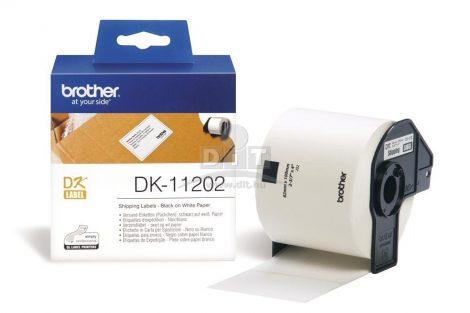 Brother DK-11202 etikett