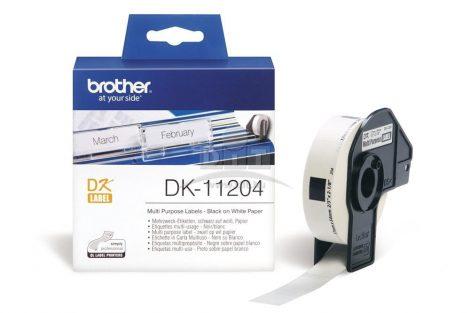 Brother DK-11204 etikett