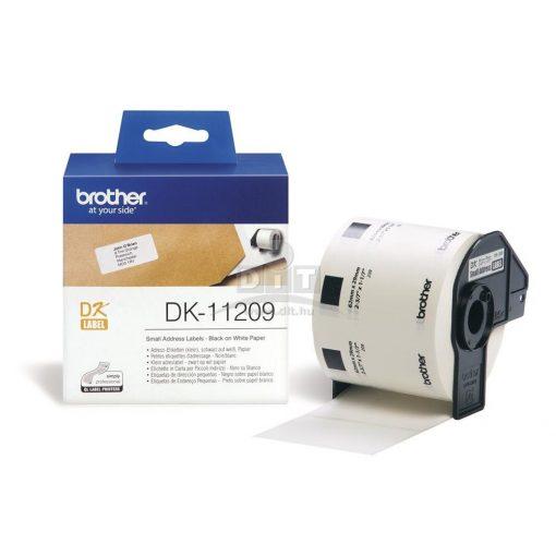 Brother DK-11209 etikett