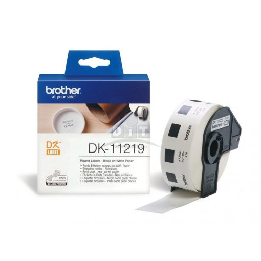 Brother DK-11219 etikett