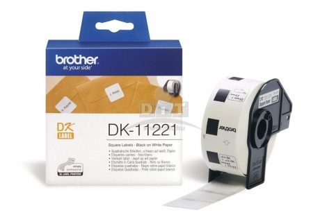 Brother DK-11221 etikett