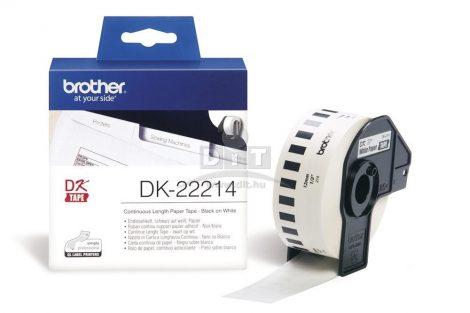 Brother DK-22214 papírszalag