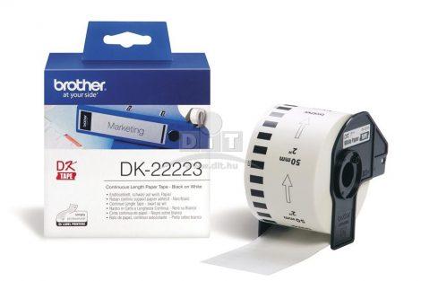 Brother DK-22223 papírszalag