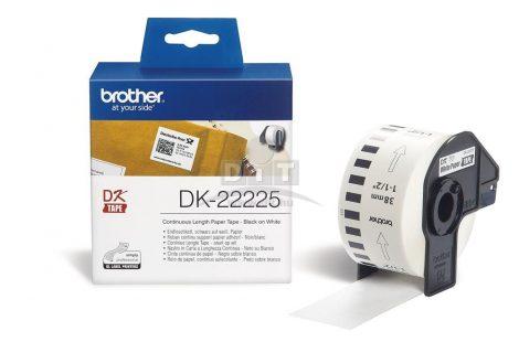 Brother DK-22225 papírszalag