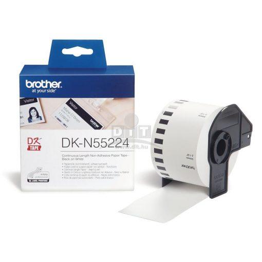 Brother DK-N55224 papírszalag