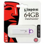 Kingston Pendrive 64GB USB 3.0 DTIG4