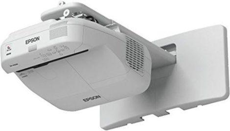 Epson EB-685W oktatási célú szuper közeli projektor, WXGA, LAN