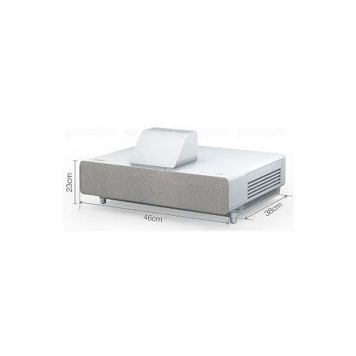 Epson EH-LS500W szuperközeli házimozi lézerprojektor, 4K PRO-UHD, 16:9