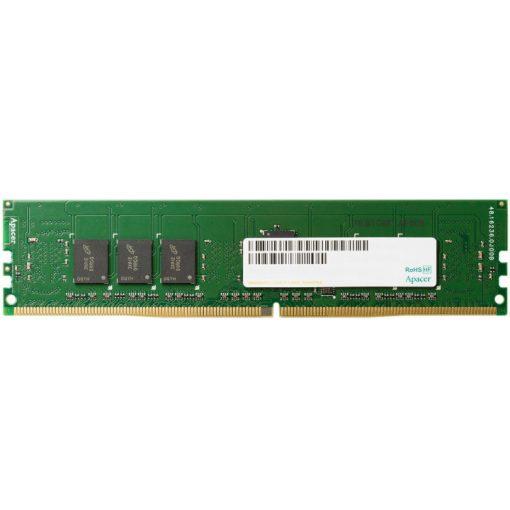 Apacer 4GB DDR4 DIMM 2400Mhz/CL17/(512x8)  Desktop memória