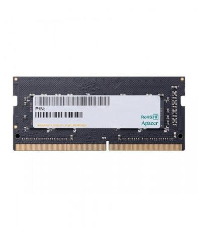 Apacer 8GB DDR4 SODIMM 2666Mhz/CL19/(1024x8)  Notebook memória