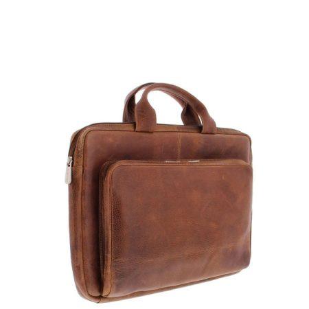 """Fujitsu - Plevier ESPLANADE C 15 puha bőr notebook táska (15.6""""-ig)"""