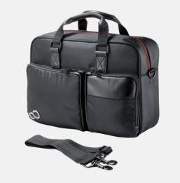 Fujitsu notebook táska Pro Green Case 14