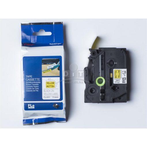 Brother P-touch FLe-6511 szalagkazetta