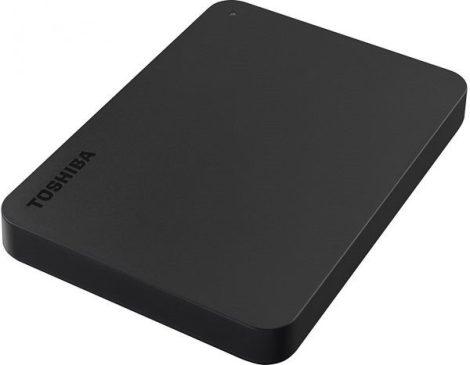 """Toshiba külső 2,5"""" Canvio Basic 1TB, fekete winchester"""
