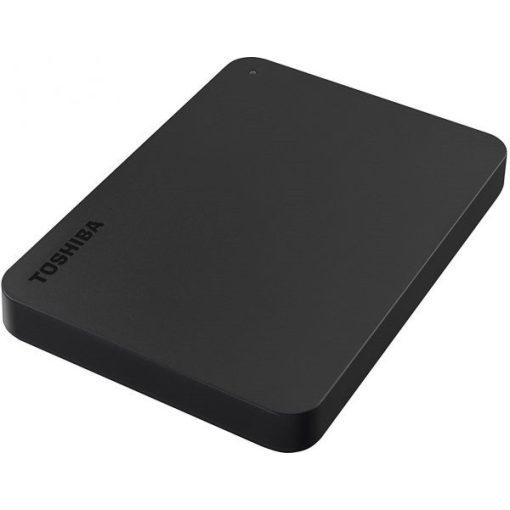 """Toshiba külső 2,5"""" Canvio Basic 2TB, fekete winchester"""