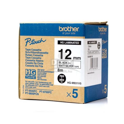 Brother P-touch HGe-M931 szalag csomag