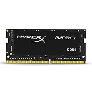 Kingston 8GB/2400MHz DDR-4 HyperX Impact (HX424S14IB2/8) notebook memória