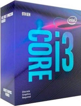 Intel Core i3-9100 3.6GHz Socket 1151 dobozos processzor
