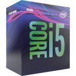 Intel Core i5 2,9GHz LGA1151 9MB (i5-9400) box processzor