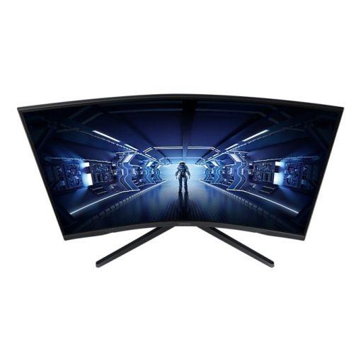 """Samsung 32"""" Odyssey LC32G55TQWUXEN Gaming monitor ível képernyővel"""
