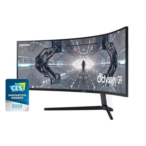 "Samsung 49"" Odyssey LC49G95TSSRXEN Gaming monitor 1000R Ívelt képernyővel"