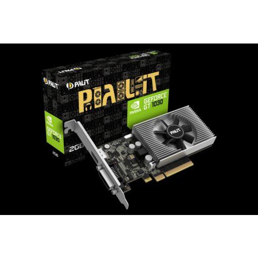 Palit GeForce GT 1030 2048MB 64BIT GDDR4 videokártya