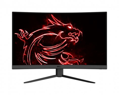 MSI Optix G27CQ4 ívelt Gaming monitor