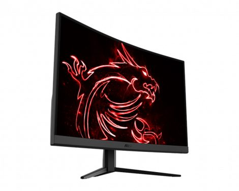 MSI Optix G32C4 ívelt Gaming monitor