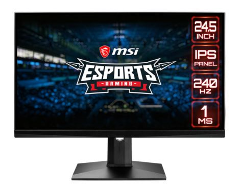 MSI Optix MAG251RX Gaming monitor