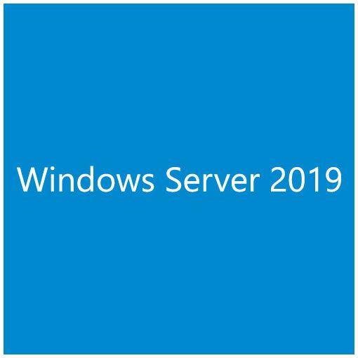 Windows Svr Std 2019 64Bit Hungarian 1pk DSP OEI DVD 16 Core